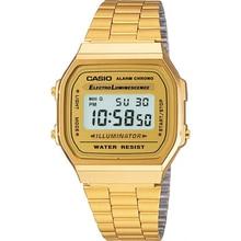 Часы Casio золотые мужские брендовые Роскошные светодиодсветодиодный цифровые водонепроницаемые кварцевые часы мужские спортивные военные ...
