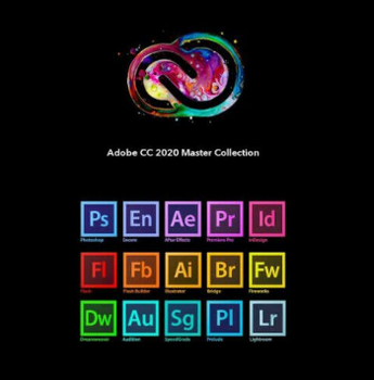 Adobe Special Collection   ️Adobe Creative Cloud 2020   Full Version   Lifetime Activation   ️For Windows