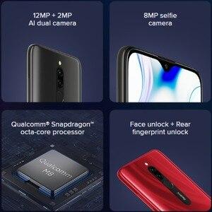 Image 4 - Global Version Redmi 8 64GB ROM 4GB RAM (ยี่ห้อใหม่และอย่างเป็นทางการ) redmi 8 64Gb Redmi 864 โทรศัพท์มือถือสมาร์ทโฟน