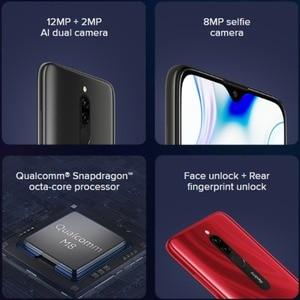 Image 4 - Глобальная версия Redmi 8 64 Гб rom 4 Гб ram (абсолютно новая/запечатанная) redmi 8 64 Гб redmi 864 Мобильный смартфон, телефон, смартфон