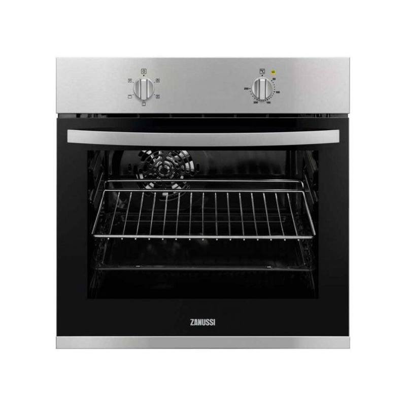 Multifunction Oven Zanussi ZOB20311XU 53 L 1875W TO Black