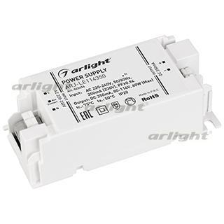 023456 Power Supply ARJ-LE114350 (40 W, 350mA, PFC) ARLIGHT 1-pc