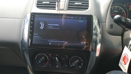 Reprodutor multimídia automotivo suzuki jogador navegação