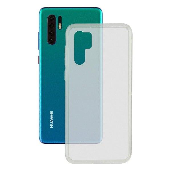 Mobile cover Huawei P30 Pro Flex TPU Transparent|  - title=