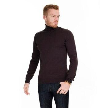 Buratti Turtleneck Slim Fit Sweater MALE SWEATER 55618 K6814 1