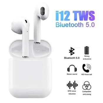 Casque sans fil AirPods I12 TWS original Bluetooth 5.0 casque sans fil