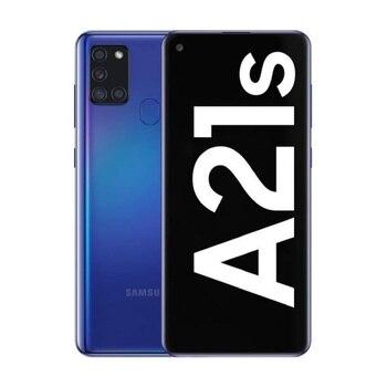Перейти на Алиэкспресс и купить Samsung Galaxy A21S 3GB/32GB Blue Dual SIM A217