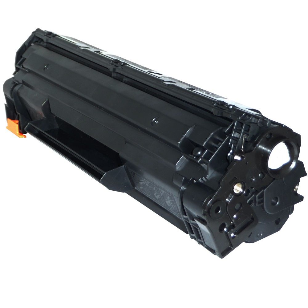 2x Compatible 285A toner cartridge replacement for <font><b>HP</b></font> CE285A <font><b>85a</b></font> P1102 P1102W laserjet pro M1130 M1132 M1134 M1212 M1213nf image