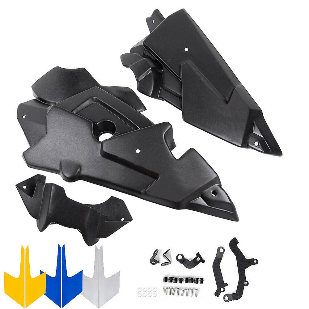 Belly Pan For YAMAHA MT09 FZ09 FJ09 Tracer 900 GT Bellypan Lower Engine Spoiler Fairing 2013-2019 MT FJ FZ 09 MT-09 FZ-09 FJ-09