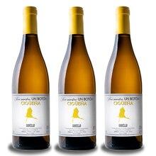 Ciguena Godello 3bot x 0,75L., White Wine from Godello. Wine from Spain. DO Bierzo