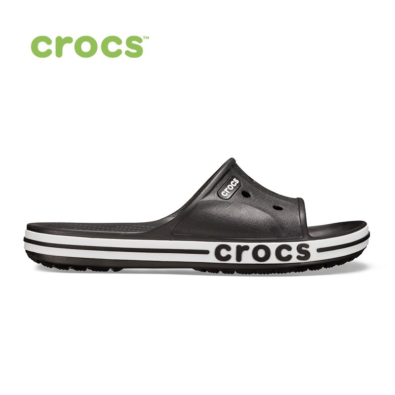 CROCS Bayaband Slide UNISEX for male, for female, man, woman TmallFS shoes-in Slippers from Shoes on AliExpress