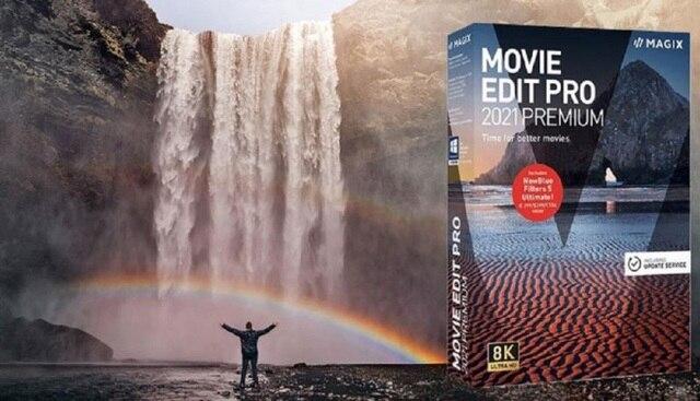 MAGIX édition film Pro 2021 Premium✔️✔️ Vie✔️✔️ Pour Windows✔️