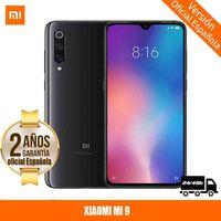[Official Spanish Version Warranty] Xiaomi Mi 9 AMOLED smartphone 6,39 Octa Core Qualcomm 6 hard GB RAM 64 hard GB ROM, camera triple