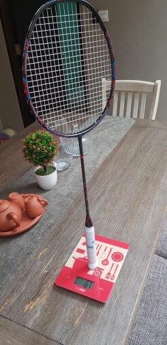Raquetes de Badminton Carbono Raquete Adulto