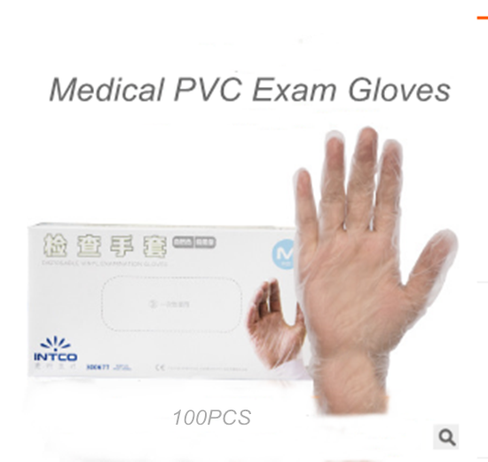 Adult Kids 100 /500pcs Disposable Latex Gloves Vinyl Gloves Pvc Glove Medical Surgical Cleaning Nitrile Examination Glove