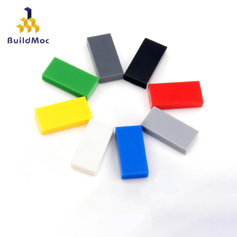 300PCS 3069 30070 Tile 1x2 Educational Changeover Catch For Building Blocks Parts DIY  Bricks Bulk Model Kids Parts Toys