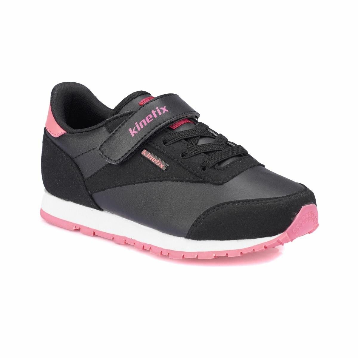 FLO AFLON Gray Female Child Running Shoes KINETIX