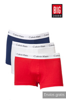 Calvin Klein Pack 3 Boxers Casual U2664G I03