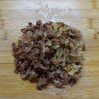 """#美食说出""""新年好""""#冬豆腊味糯米饭的做法图解6"""