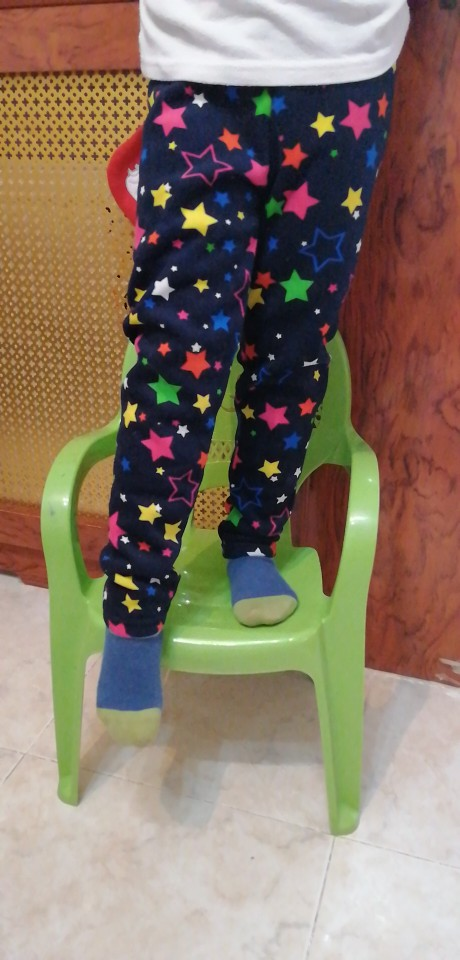 Children Pants Autumn Winter Baby Leggings Colorful Print Flower Butterfly Love Girls Pants-in Pants from Mother & Kids on AliExpress