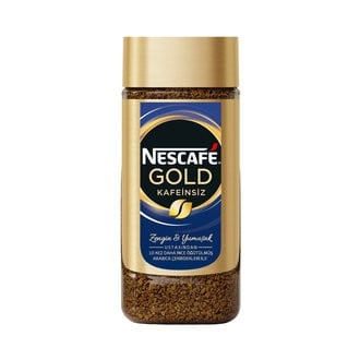 Nescafe Gold Decafein 100 G