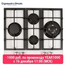 Газовая варочная поверхность Zigmund& Shtain MN 114.61 W