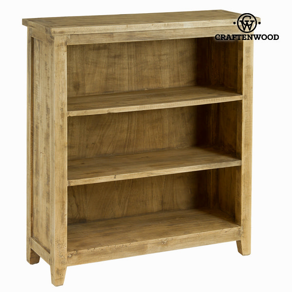 Antique Bookcase - Poetic Collection By Craftenwood