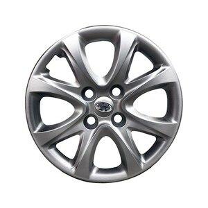 Hyundai Accent Blue Небьющийся ABS пластик 14 ''дюймовые чехлы на колеса 4 шт.