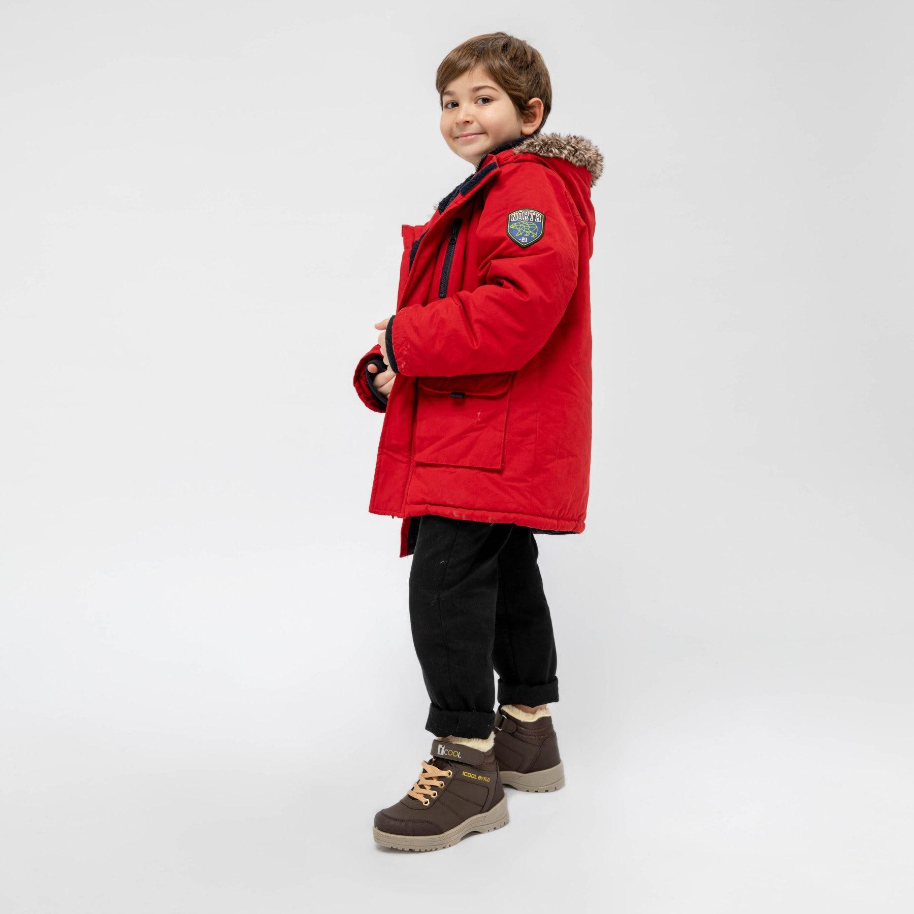 Flo WARM.2 Marrone Maschio All'aperto per Bambini I-Cool