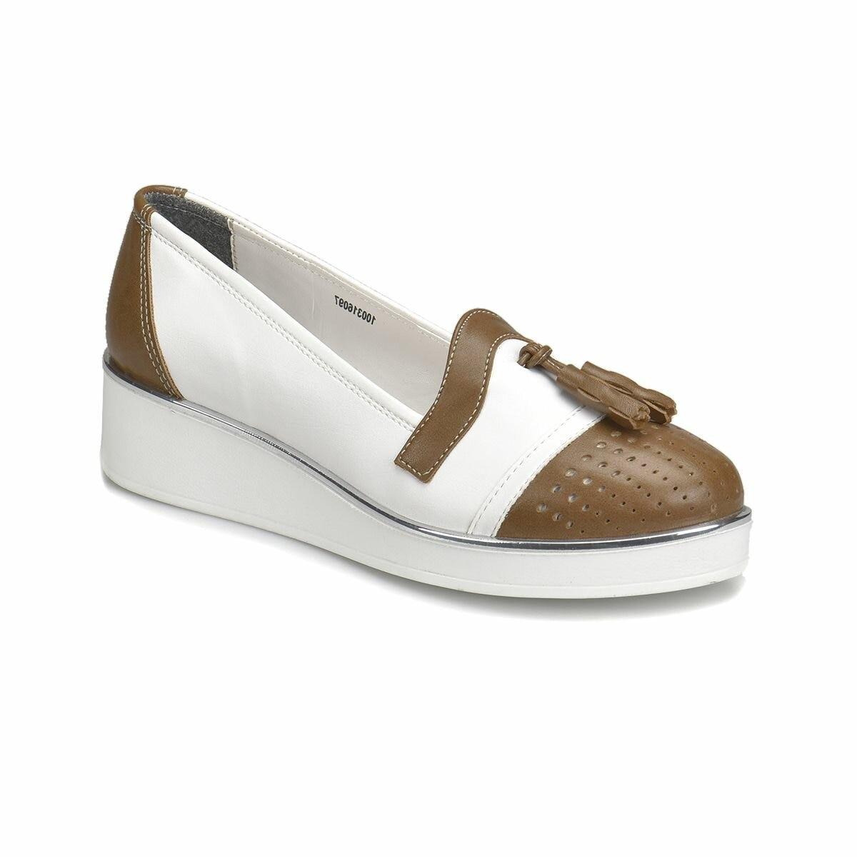 FLO DS18026 White Women Sandals Miss F