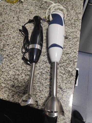 3 in 1 Stainless Steel 2 Speeds Immersion Electric Blender Food Mixer Kitchen Vegetable Meat Grinder 400ml Chopper Whisk Sonifer|Blenders|   - AliExpress