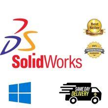 DS SolidWorks 2021 Premium✅Support en direct✅Livraison le jour même✅