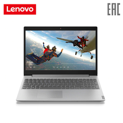 Laptop Lenovo IdeaPad L340-15IWL 15,6 FHD/Celeron 4205U/4 GB/128 GB SSD/noODD/ wiFi/BT/DOS/Platin Grau [81LG00AHRK]
