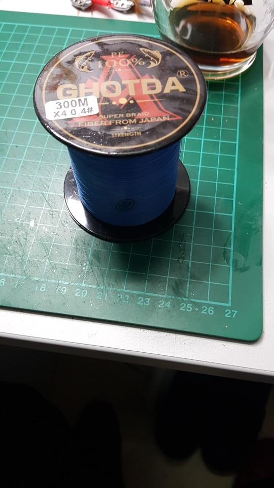 -- Multifilamento 10-120lb 10-120lb