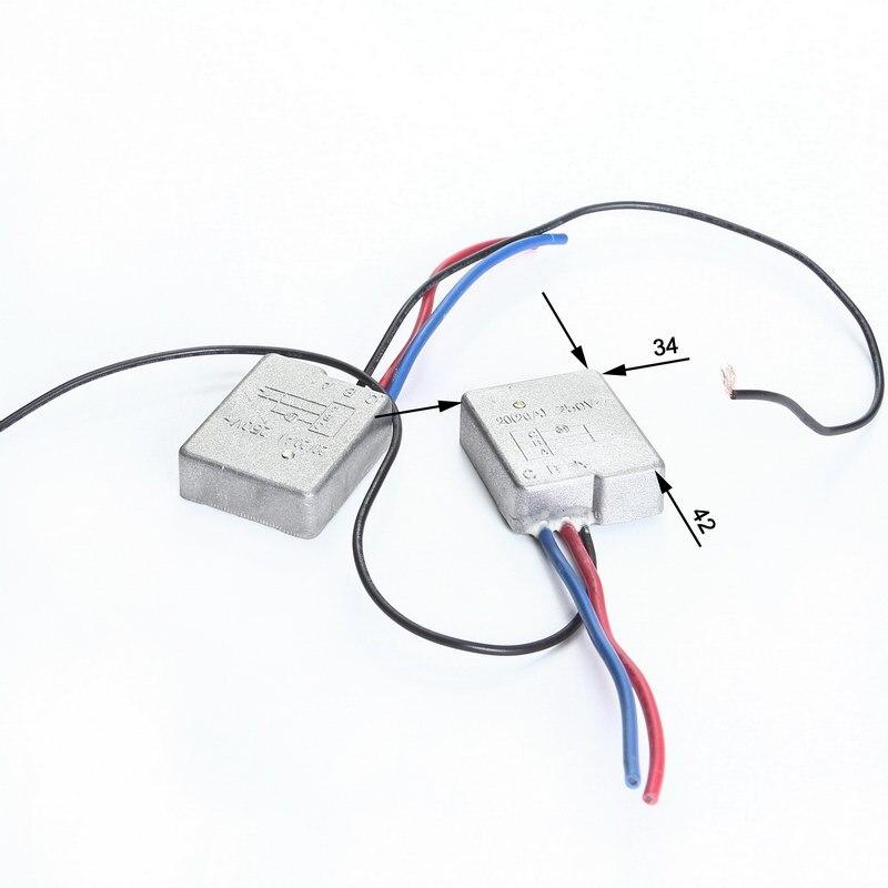 Плавный пуск 20 Ампер трёх проводной в металлическом корпусе|Аксессуары для электроинструментов|   | АлиЭкспресс