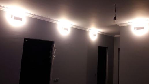 -- Iluminação Escada Quadrado