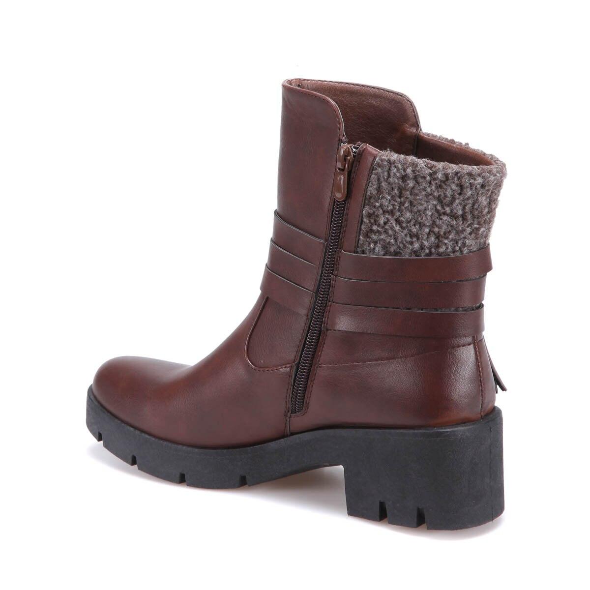 FLO CW17077 Brown Women 'S Boots Art Bella