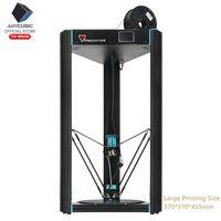 ANYCUBIC 3D Máy In Động Vật Ăn Thịt 370x370x455mm Lớn Nhất Đồng Bằng Ròng Rọc với Tự Động Cân Bằng Độ Cao Lớn 3D In Plus kích thước Titan Giàn Phơi
