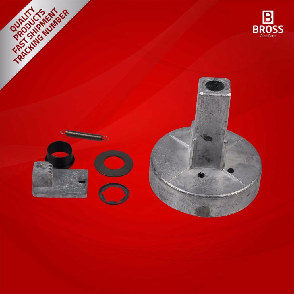 BGE15 Armrest Repair Part Latch Bracket, Left Hand Side For Sprinter MK2 906; Vito MK1 638; Crafter