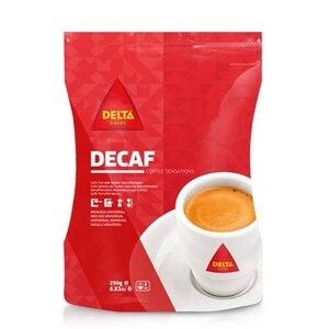 Decaffeinated coffee, 250g DELTA ground coffee