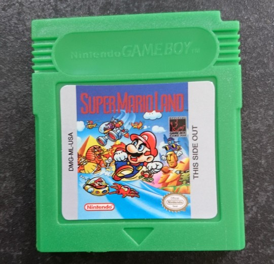 For Nintendo GBC Video Game Cartridge Console Card Super Mari Land English Language Version photo review