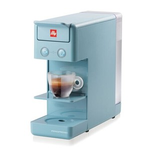 Olly coffee machine for Iperespresso blue Azzurro Y3.3 capsules