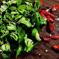 美食记之十五:尖椒炒水牛肉的做法图解2