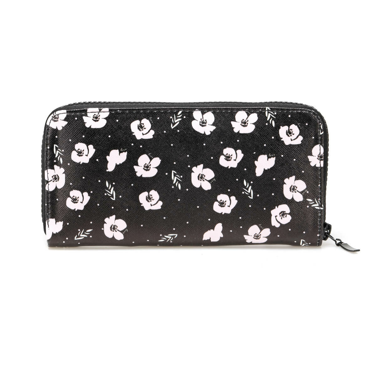 FLO 91.968.008.D Black Women 'S Wallet Polaris