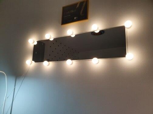 -- Lâmpada Brilho Ajustável