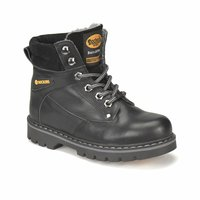 FLO 225800 Black Male Child Boots by Dockers The Gerle