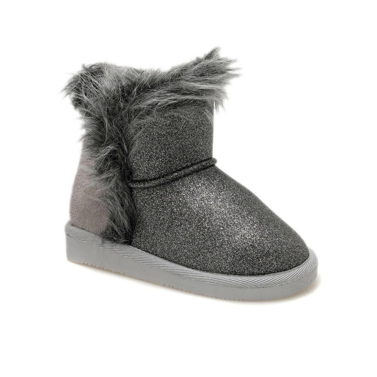 FLO 92.511810.P Silver Girl Children Ugg Boots Polaris