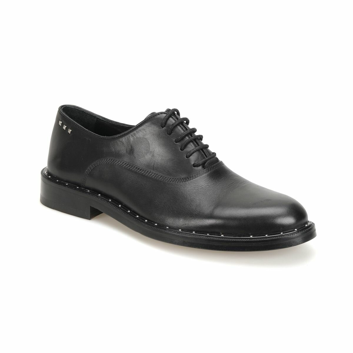 FLO 3017 Black Men 'S Classic Shoes Garamond