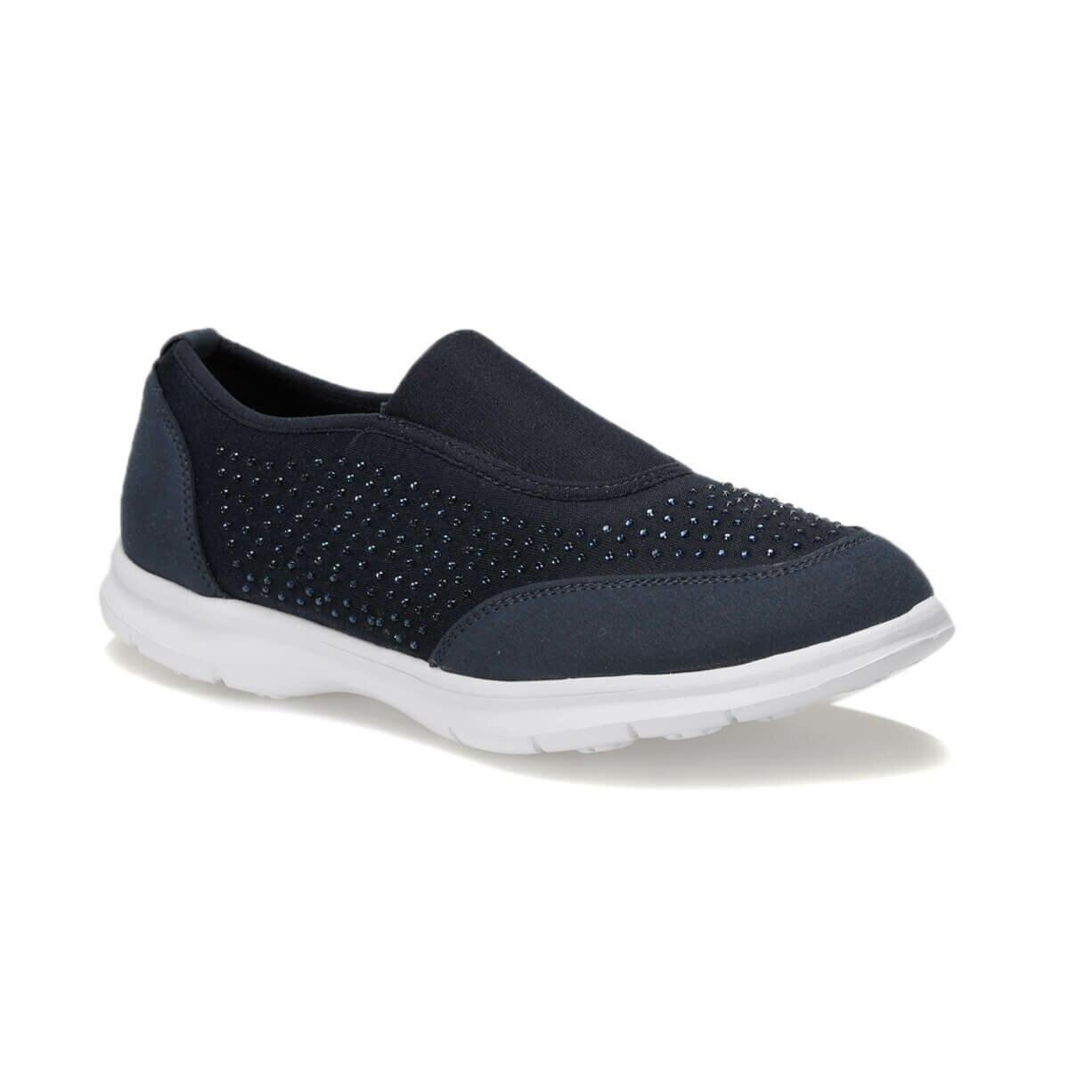 FLO CS18116-19IY Navy Blue Women 'S Slip On Shoes BUTIGO