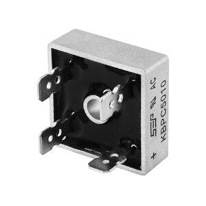 Image 5 - 2PCS KBPC5010 5010 50A 1000V דיודה גשר מיישר חדש ומקורי